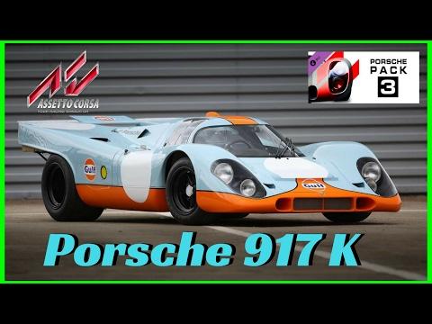 Assetto Corsa Porsche Pack Volume 3 | Porsche 917 K | PS4 PRO gameplay