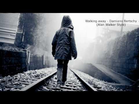 Walking Away - Damiano Bertschy (Alan Walker Style) (Official)