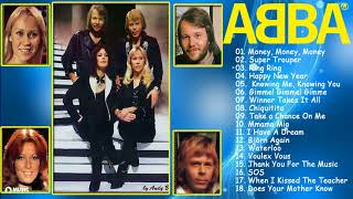 The Very Best Of ABBA Collection 2018 -  Greatest Hits Full Album Of ABBA