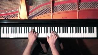 Bach Sinfonia No.15 - P. Barton, FEURICH Harmonic Pedal piano