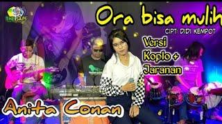 Ora Biso Mulih(Arda/Didi Kempot)Live Cover Anita Conan Koplo/Ora bisa mudik /ojo Mudik #DiRumahSaja
