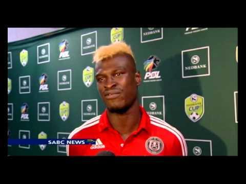 Jomo Cosmos to meet Orlando Pirates in Nedbank last 16