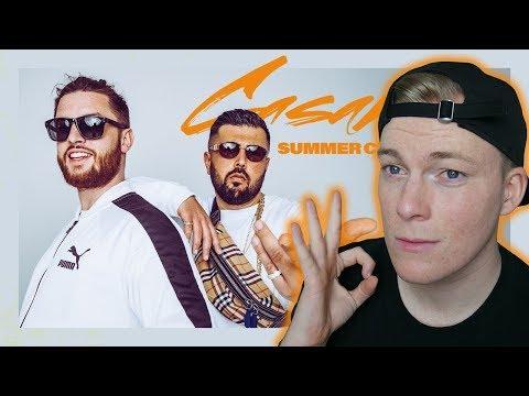 Summer Cem & BAUSA ` CASANOVA ` [ official Video ] prod. by Juh-Dee Reaction/Reaktion