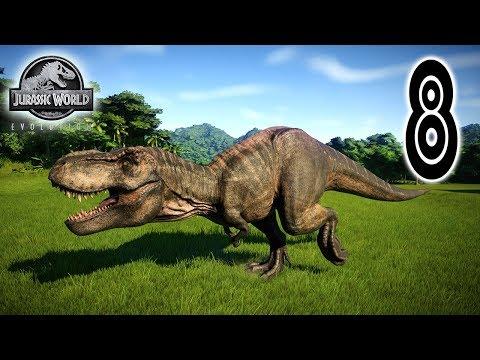 Let's Play Jurassic World Evolution LIVESTREAM: Part 8