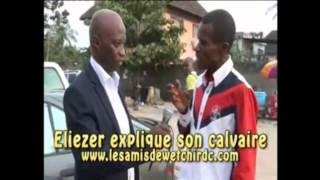 NDEKO ELIEZER RACONTE SON CALVAIRE