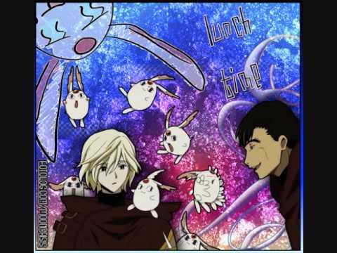 Tsubasa CHRoNiCLE - ship of fools
