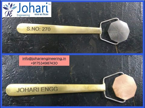 JEPFI Pie Field Indicator, Johari Engg