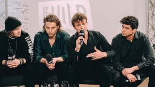 "'5 Seconds Of Summer' Discuss Their ""Sportsman-Like Mentality"""