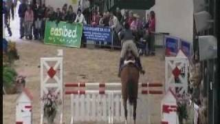 Scope 2009 4 Year Old Championship. Sally Lane Riding Tangelo