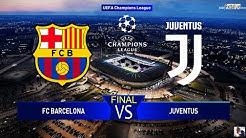 PES 2020 | UEFA Champions League Final | FC Barcelona vs Juventus CF | Gameplay PC