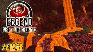 Witherskull! Abräumen Extrem!: Minecraft Legend #23 - Rise of the Phoenix