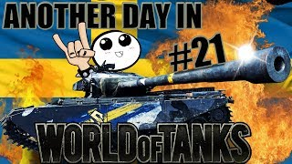 Another Day in World of Tanks #21