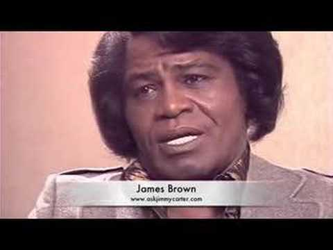 James Brown on Working Clean!