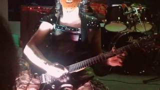 Anal Grind Guitar Solo Tlaxcala 04/09/2016