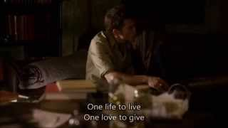 Alex Band - Only One (lyrics) from The Vampire Diaries