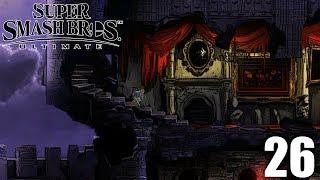 Super Smash Bros Ultimate Modo Aventura | #26 | Moar Castillo de Dracula 2/3