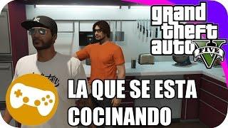 GTA 5 CON EPSILONGAMEX #6 RETO DEL CAZA!!