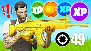 How to Level up FAST! Easy XP Guide! (Fortnite Battle Royale)