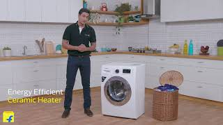 Samsung Fully Automatic Front Load Washing Machine