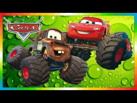 Cars Mater National Championship Hook International