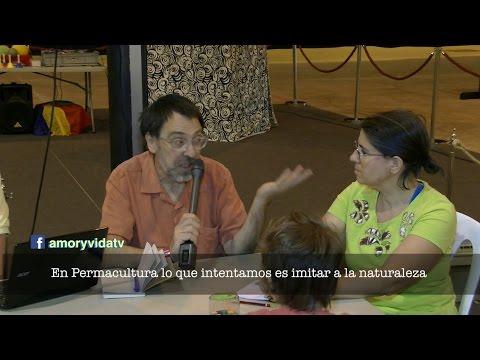 Permacultura Básica (Toni Marin y Antonio Corellano) - Amor y Vida TV 30