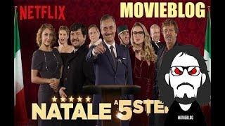 MovieBlog- 640: recensione Natale a 5 Stelle