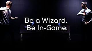 Afterspell   Be a Wizard. Be In-Game.