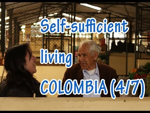Self sufficient living farmers of Subachoque, Bogotá, Colombia: pt 4/7 - tough life