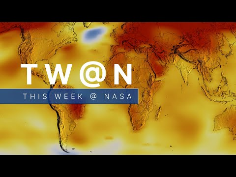 The Annual Assessment of Global Temperatures on This Week @NASA  January 15, 2021