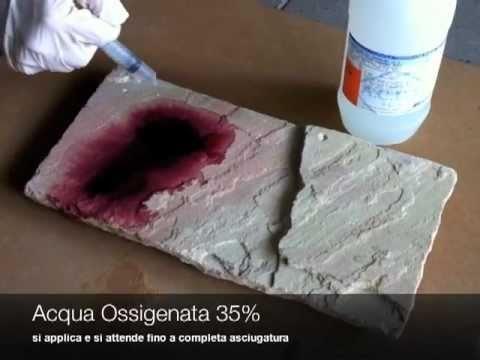 Marmo Come Pulire Le Macchie Sulle Pietre Con Acqua Ossigenata