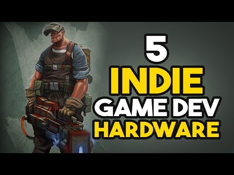 5 Useful Indie Game Dev Hardware