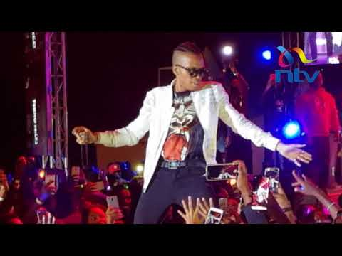 Tekno Miles fails to meet fans expectation in Nairobi concert