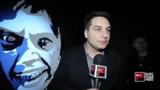 Universal Studios Halloween Horror Nights The Exorcist Maze experience with Chris Trondsen
