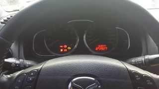 Отключение автосвета Mazda 6 GG