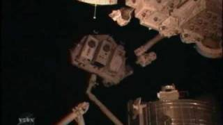 STS-127: ELM-ES Installation (time lapse)