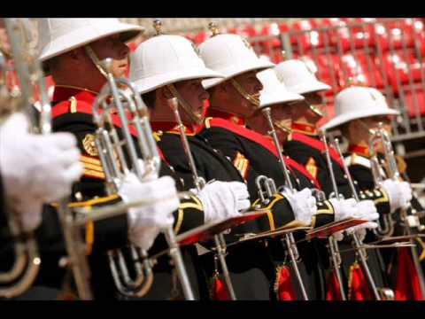The Band of H.M. Royal Marines - Gibraltar