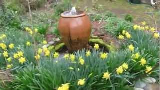 Diy - How To Make A Garden Fountain