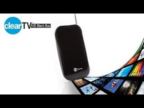 Clear TV HD Black Box