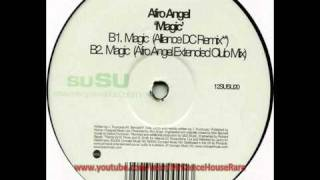 Afro Angel - Magic (Afro Angel Extended Club Mix) (2004)
