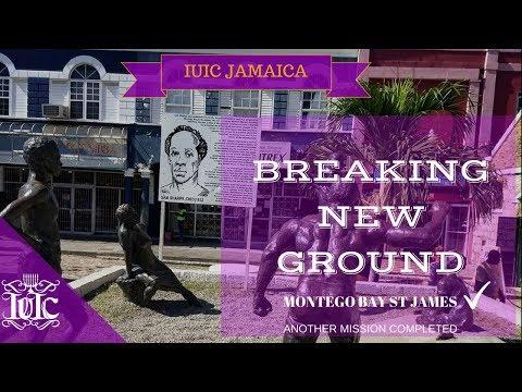 The Israelites: Breaking New Ground in Montego Bay