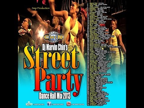"""STREET PARTY DANCEHALL MIX OCTOBER 2013"" VYBZ KARTEL, KONSHENS, MAVADO, I OCTANE, KHAGO,"