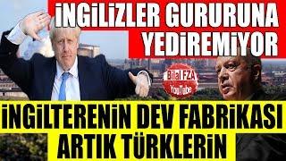 Boris Dev Fabrikayı Türklere Sattı İngilizler Noluyor Lann Modunda..erdoğana Yar