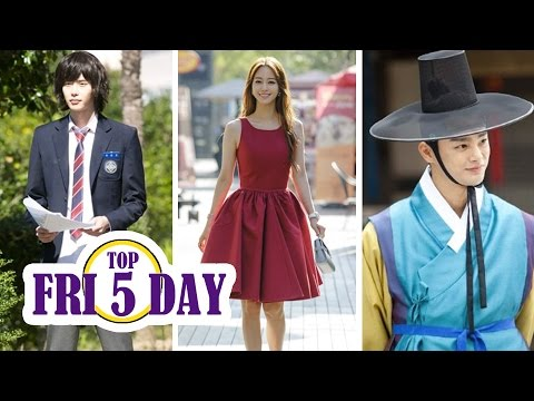 Top 7 New Korean Dramas November 2014 Heirs Backpack GIVEAWAY!