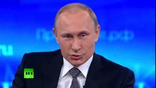 Путин — полковнику в отставке: Борис, пожалуйста, разреши жене завести собаку!