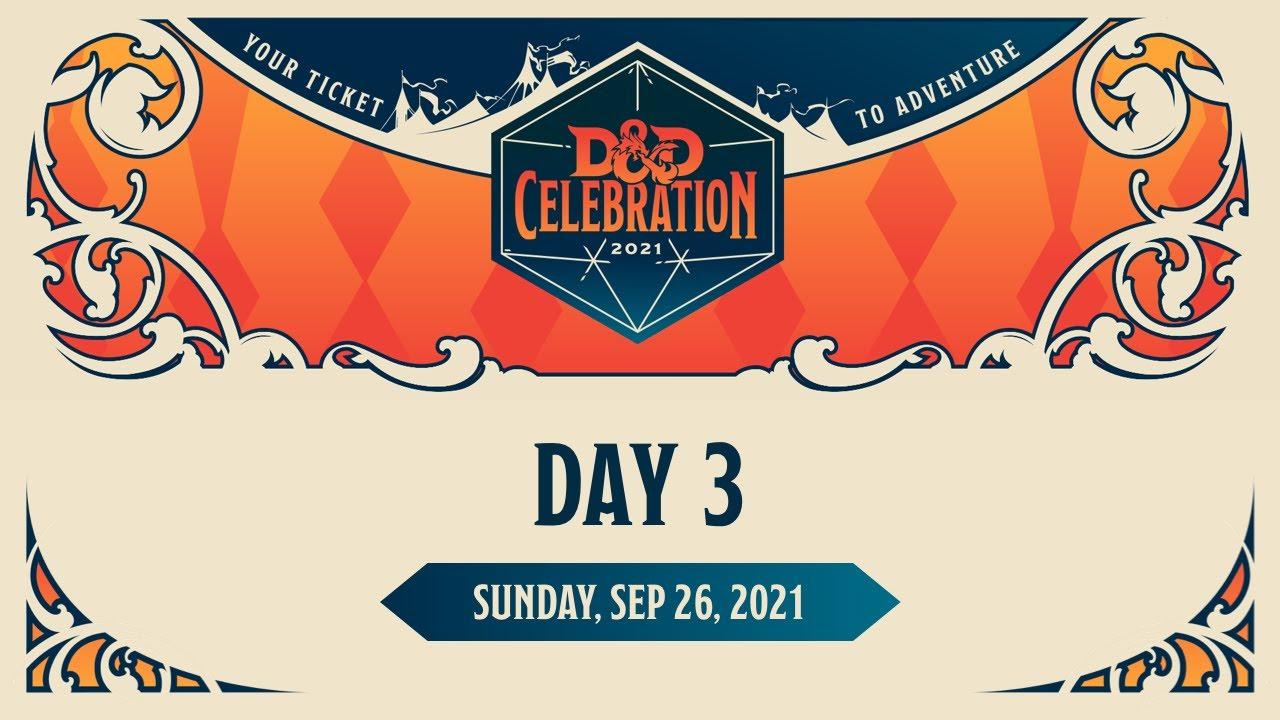 Download Day 3 - D&D Celebration