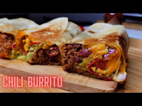 le-burrito-au-chili----🌶🌶🌶----food-is-love