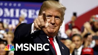 We Sent 'Never Trumper' David Jolly To His First Donald Trump Rally | The 11th Hour | MSNBC