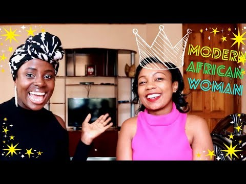 HOW TO START A BUSINESS WITH NO MONEY AT ALL ft Modern African Woman || The Boss  Series