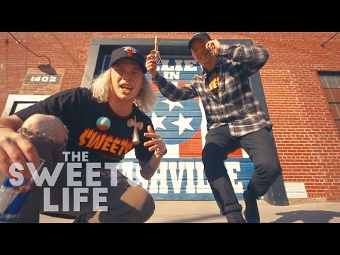 KENDAMA MUSIC VIDEO? Battle at the Border 2017 Recap - The Sweets Life Ep.6