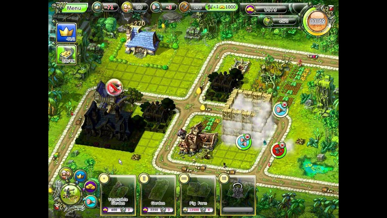Build Garden Online